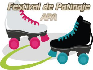 Festival patinaje APA @ Gimnasio del cole