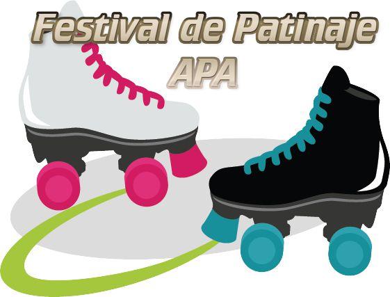Festival patinaje APA