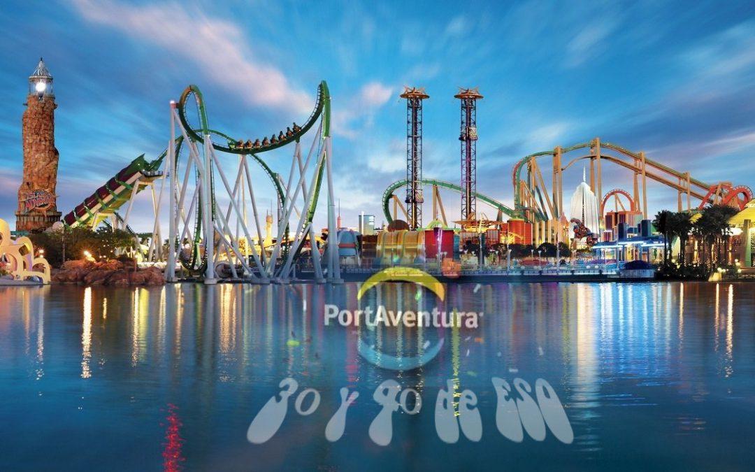 Portaventura (APA) – 3 y 4 ESO