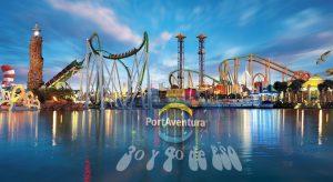 Portaventura (APA) - 3 y 4 ESO @ PortAventura | Vila-seca | Catalunya | España