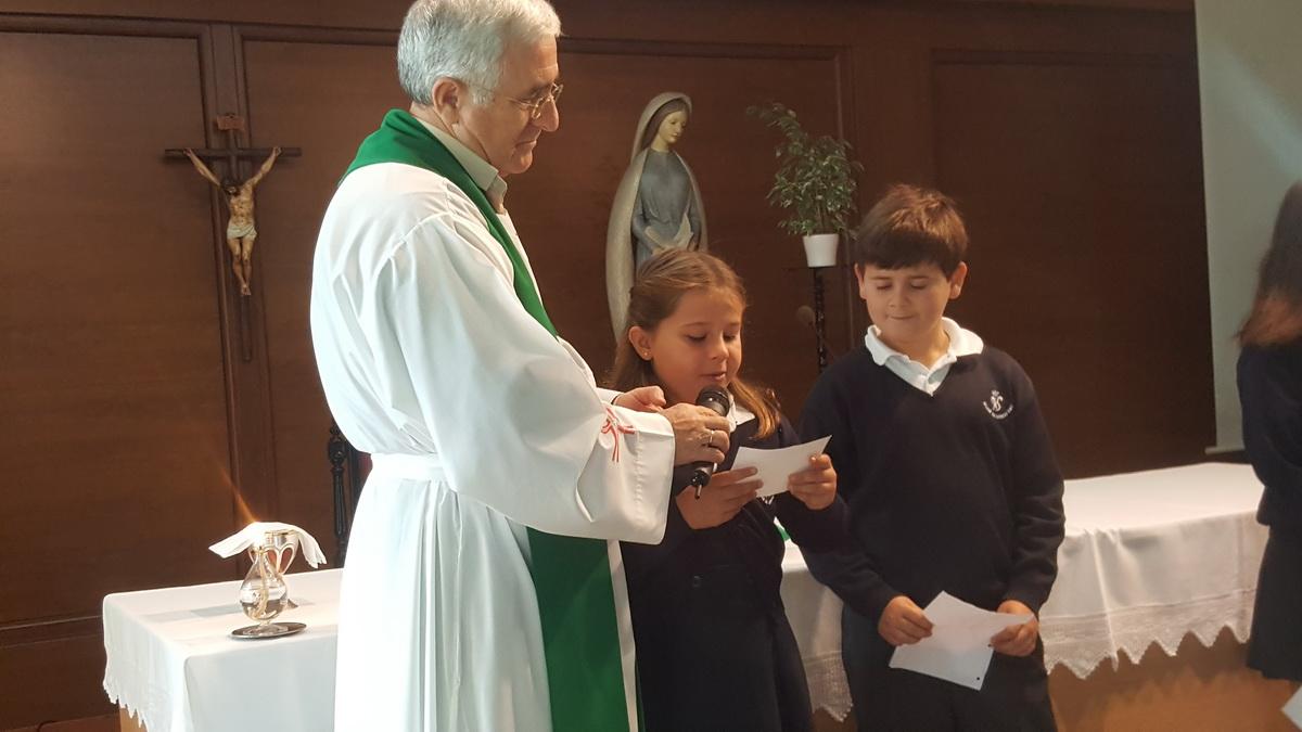 Primera Eucaristía Primaria
