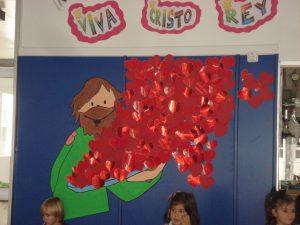 Cristo Rey @ Colegio Hijas de Cristo Rey