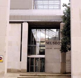 Visita al Museo de Bellas Artes 4º C de Primaria