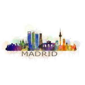 Excursión del APA a Madrid, alumnos de 1º y 2º de ESO
