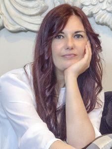 Nos visita la escritora Ledicia Costas