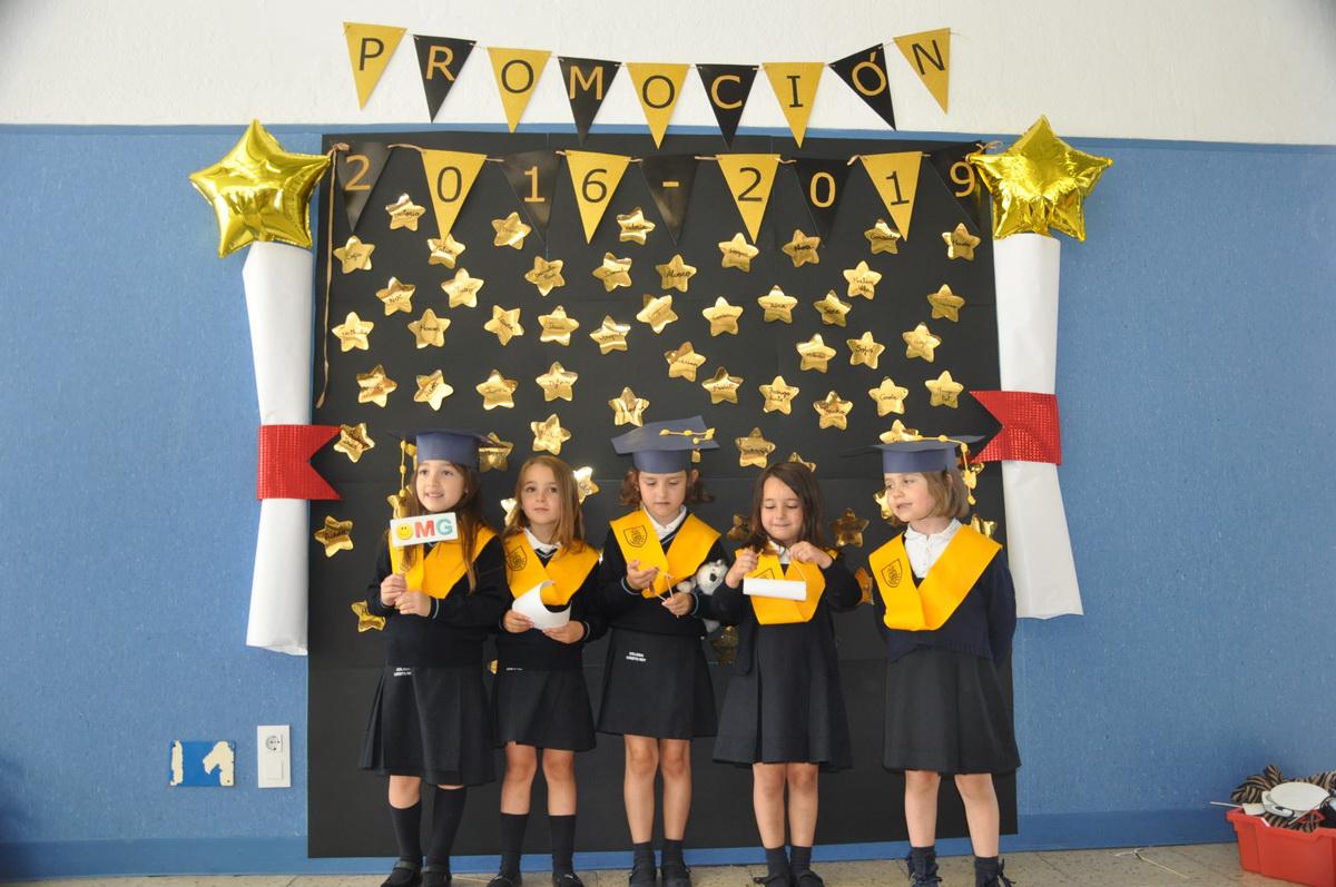 Graduación Infantil 2016-19